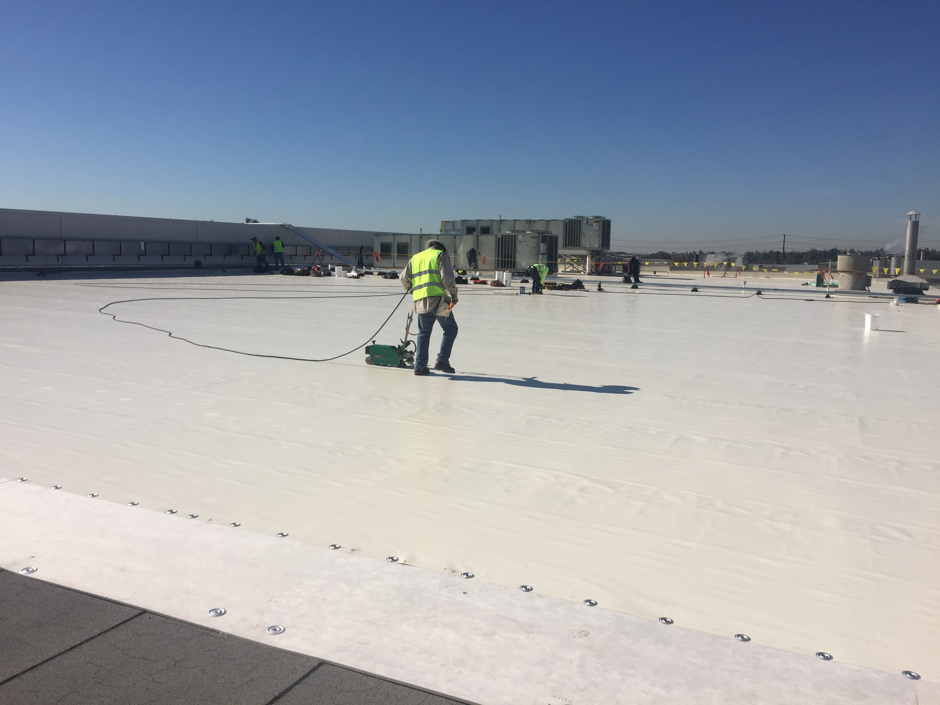 Waterproofing Systems Camarillo : Cw dalgarn roof consulting waterproofing